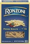 Ronzoni Pasta or Starkist Solid White Tuna