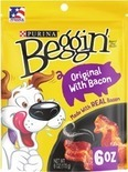 Purina Beggin' Strips Dog Treats or Friskies Party Mix Cat Treats
