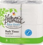 Nature's Promise Bath Tissue