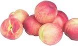 White Flesh Peaches or Nectarines