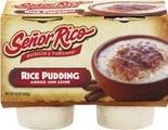 Señor Rico Rice Pudding