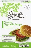 Nature's Promise Vegetable Burger