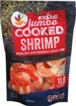 Colossal Raw Shrimp or Extra Jumbo Cooked Cocktail Shrimp