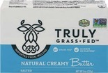 Truly Grass Fed, Breakstone's Whipped or Plugra Butter