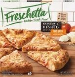 Freschetta or American Flatbread, Pizza