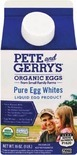 Pete & Gerry's Organic Large or Extra Large Eggs or Liquid Eggs