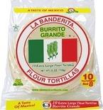 Olé or La Banderita Tortillas