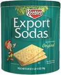 Keebler Export Sodas