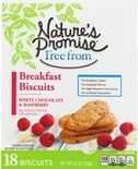 Nature's Promise Breakfast Biscuits
