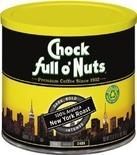 Chock full O'Nuts Coffee