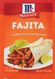 McCormick Taco, Chili, Mexican, or Slow Cooker Seasoning