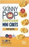 Skinny Pop Popcorn Mini Cakes