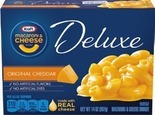 Kraft Deluxe Mac & Cheese or Velveeta Shells & Cheese