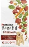 Purina Cat Chow Dry Cat Food or Beneful Dry Dog Food