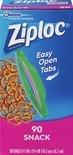 Ziploc Freezer or Sandwich Bags