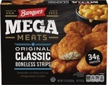 Banquet Mega Meats or Pizza
