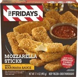 TGI Friday's Appetizers or Bagel Bites