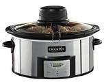 Crock-Pot Digital iStir Slow Cooker