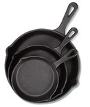 Cooks Cast Iron Skillets