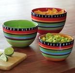 Pueblo Springs Bowl Set