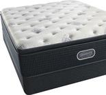 Beautyrest Snowhaven Pillow Top Queen Mattress Set