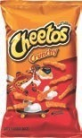 Cheetos, Fritos, Munchies, Nabisco Cookies or Crackers or Select Healthier Snacks