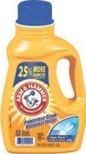 Arm & Hammer, all or Snuggle
