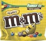 Hershey's, Reese's, Mars or M&M's Big Bags