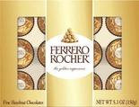 Ferrero Rocher or Dove and Select Premium Candy Pouches