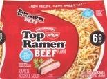 Nissin Ramen Noodles
