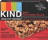 Kind, Kashi and Fiber One Bars or Nutella Spread