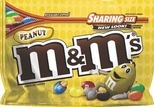 M&M's Resealable Stand Up Pouches