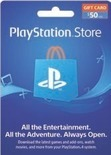 Sony PlayStation Gift Cards