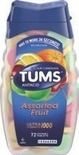 Tums Tablets or Chewy Bites