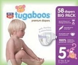 Rite Aid Tugaboos Big Pack Premium Diapers