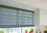 Levolor Custom Roman Shades