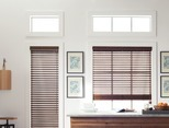 Levolor Custom Wood Blinds