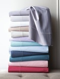 Liz Claiborne 600TC Luxury Cotton Wrinkle-free Queen Sheet Set