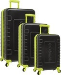 Columbia Crater Peak Luggage Collection