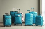 American Tourister Pirouette luggage collection