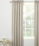 "Sun Zero Filmore 84"" 2-pk. Blackout Curtains"