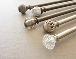 Select Decorative Curtain Rods