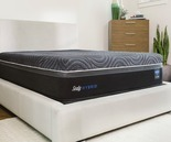 Sealy Premium Hybrid Silver Chill Firm Or Plush Queen Mattress